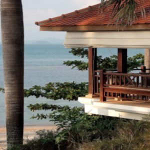Luxury Koh Samui Honeymoon Packages Belmond Napsai Oceanfront Villa 3