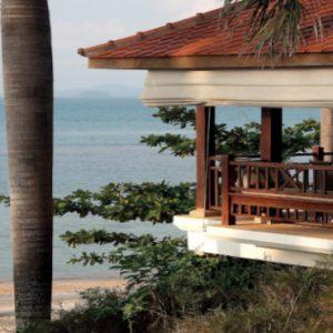 Luxury Koh Samui Honeymoon Packages Belmond Napsai Oceanfront Villa 3