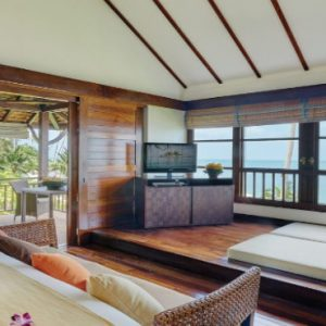 Luxury Koh Samui Honeymoon Packages Belmond Napsai Oceanfront Villa