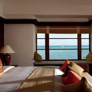 Luxury Koh Samui Honeymoon Packages Belmond Napsai One Bedrrom Beachfront Villa 1