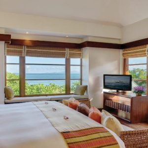 Luxury Koh Samui Honeymoon Packages Belmond Napsai One Bedrrom Beachfront Villa