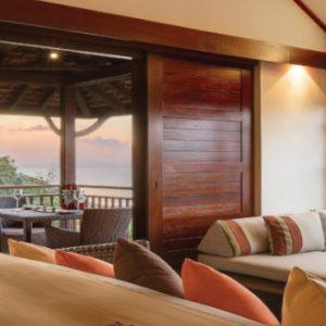 Luxury Koh Samui Honeymoon Packages Belmond Napsai Sea View Villa 1