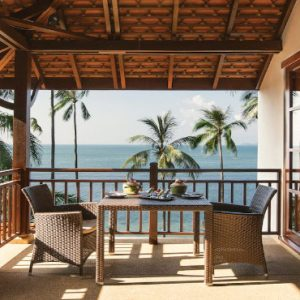 Luxury Koh Samui Honeymoon Packages Belmond Napsai Sea View Villa 4