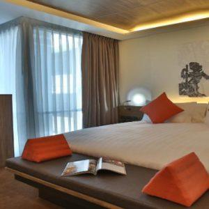 Luxury Thailand Honeymoon Packages U Sukhumvit Bangkok Deluxe Room