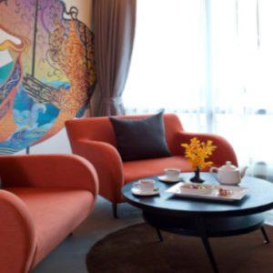 Luxury Thailand Honeymoon Packages U Sukhumvit Bangkok Executive Corner Room 1