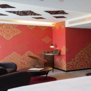Luxury Thailand Honeymoon Packages U Sukhumvit Bangkok Executive Corner Room 2