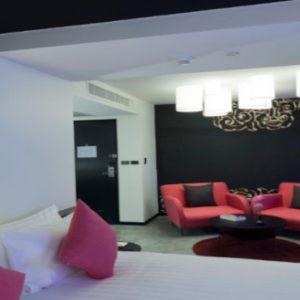 Luxury Thailand Honeymoon Packages U Sukhumvit Bangkok Executive Corner Room 4