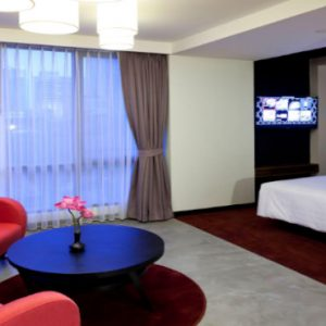 Luxury Thailand Honeymoon Packages U Sukhumvit Bangkok Executive Corner Room 5