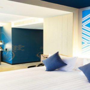 Luxury Thailand Honeymoon Packages U Sukhumvit Bangkok Executive Corner Room 6
