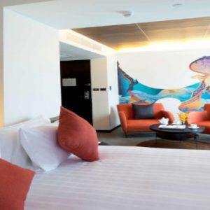 Luxury Thailand Honeymoon Packages U Sukhumvit Bangkok Executive Corner Room