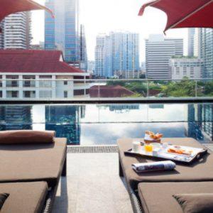 Luxury Thailand Honeymoon Packages U Sukhumvit Bangkok Rooftop Pool
