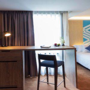 Luxury Thailand Honeymoon Packages U Sukhumvit Bangkok Superior Room 4