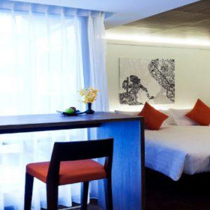 Luxury Thailand Honeymoon Packages U Sukhumvit Bangkok Superior Room 6