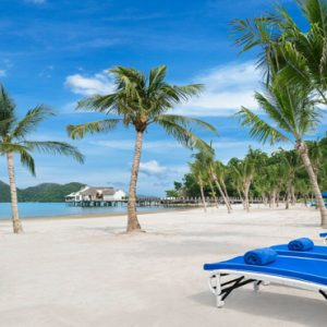 Malaysia Honeymoon Packages St Regis Langkawi Beach