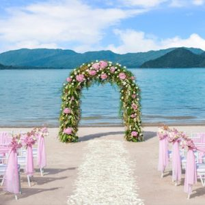Malaysia Honeymoon Packages St Regis Langkawi Beach Wedding