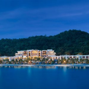 Malaysia Honeymoon Packages St Regis Langkawi Hotel Exterior