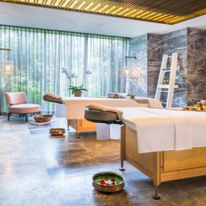 Malaysia Honeymoon Packages St Regis Langkawi Iridium Spa Couple Treatment