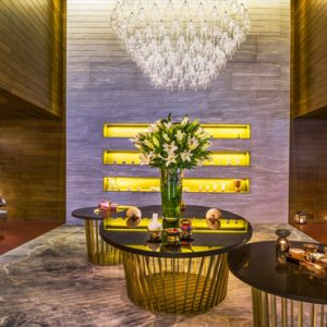 Malaysia Honeymoon Packages St Regis Langkawi Iridium Spa Reception
