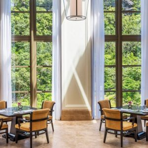 Malaysia Honeymoon Packages St Regis Langkawi L Orangerie Signature Restaurant