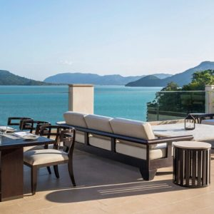 Malaysia Honeymoon Packages St Regis Langkawi Penthouse Suite1