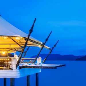 Malaysia Honeymoon Packages St Regis Langkawi Restaurant Exterior