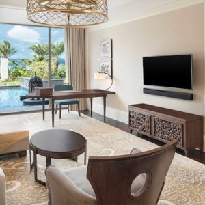 Malaysia Honeymoon Packages St Regis Langkawi St Regis Pool Suite (2 Double)