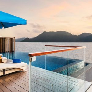 Malaysia Honeymoon Packages St Regis Langkawi Villa Pool