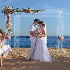 Mexico Honeymoon Packages Secrets Huatulco Resorts & Spa Beach Wedding