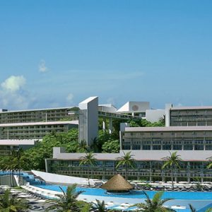 Mexico Honeymoon Packages Secrets Huatulco Resorts & Spa Hotel Exterior