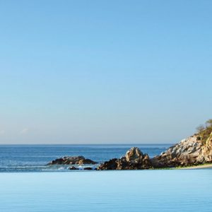 Mexico Honeymoon Packages Secrets Huatulco Resorts & Spa Infinity Pool
