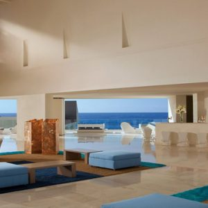 Mexico Honeymoon Packages Secrets Huatulco Resorts & Spa Lobby