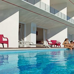 Mexico Honeymoon Packages Secrets Huatulco Resorts & Spa Preferred Club One Bedroom Swim Out1