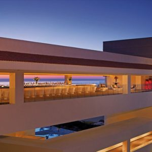 Mexico Honeymoon Packages Secrets Huatulco Resorts & Spa Sky Bar