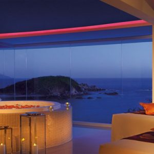 Mexico Honeymoon Packages Secrets Huatulco Resorts & Spa Spa Couple Cabin
