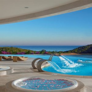 Mexico Honeymoon Packages Secrets Huatulco Resorts & Spa Spa Pool