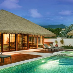 Nevis Honeymoon Packages Paradise Beach Nevis Resort 4 Bedroom Garden Villa1