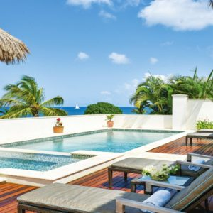 Nevis Honeymoon Packages Paradise Beach Nevis Resort 4 Bedroom Ocean Villa1