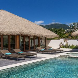 Nevis Honeymoon Packages Paradise Beach Nevis Resort 4 Bedroom Ocean Villa6