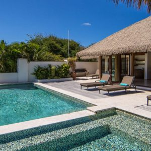 Nevis Honeymoon Packages Paradise Beach Nevis Resort 4 Bedroom Ocean Villa9
