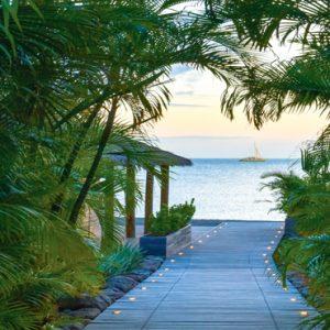 Nevis Honeymoon Packages Paradise Beach Nevis Resort Beach Walkway
