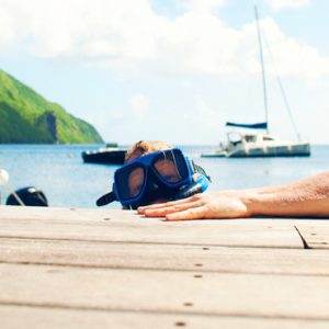 Nevis Honeymoon Packages Paradise Beach Nevis Resort Snorkeling