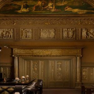 New York Honeymoon Packages Lotte New York Palace Gold Room Interior