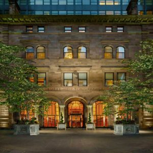 New York Honeymoon Packages Lotte New York Palace Hotel Exterior
