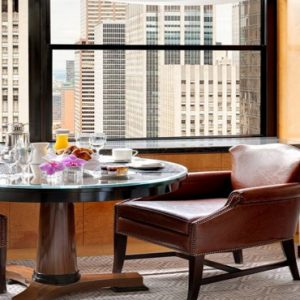 New York Honeymoon Packages Lotte New York Palace In Room Dining