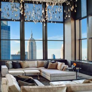 New York Honeymoon Packages Lotte New York Palace Lotte Champagne Suite