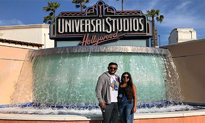 Rajdeep and Karamdip's Hawaii, Los Angeles & San Francisco Honeymoon