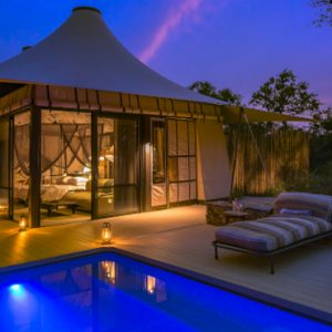 South Africa Honeymoon Packages Thornybush Game Reserve Saseka Tented Camp 3
