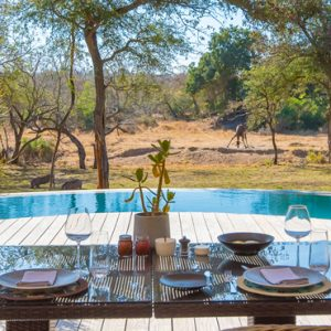 South Africa Honeymoon Packages Thornybush Game Reserve Thornybysh River Lodge 6