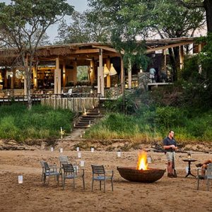 South Africa Honeymoon Packages Thornybush Game Reserve Dining