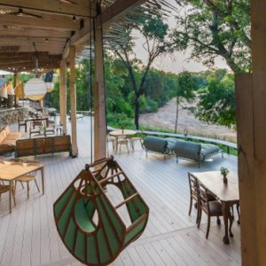South Africa Honeymoon Packages Thornybush Game Reserve Dining 2